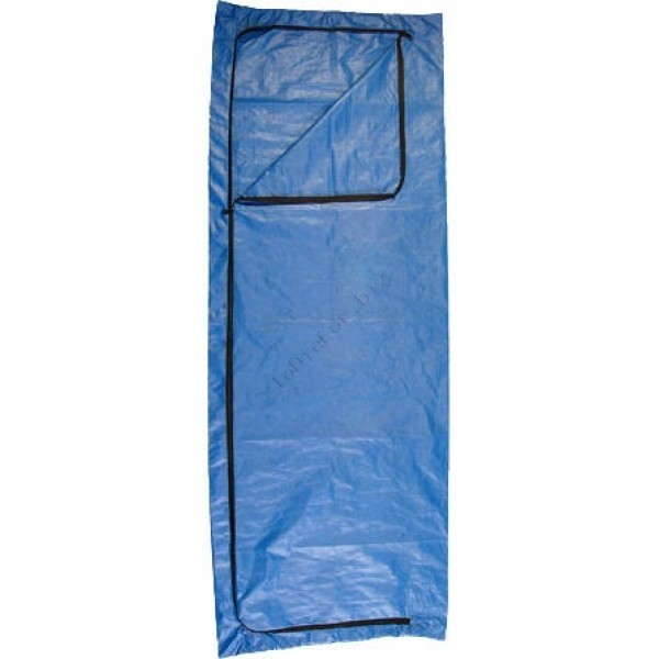 FEMA Blue Chlorine-Free Body Bag - Adult Size