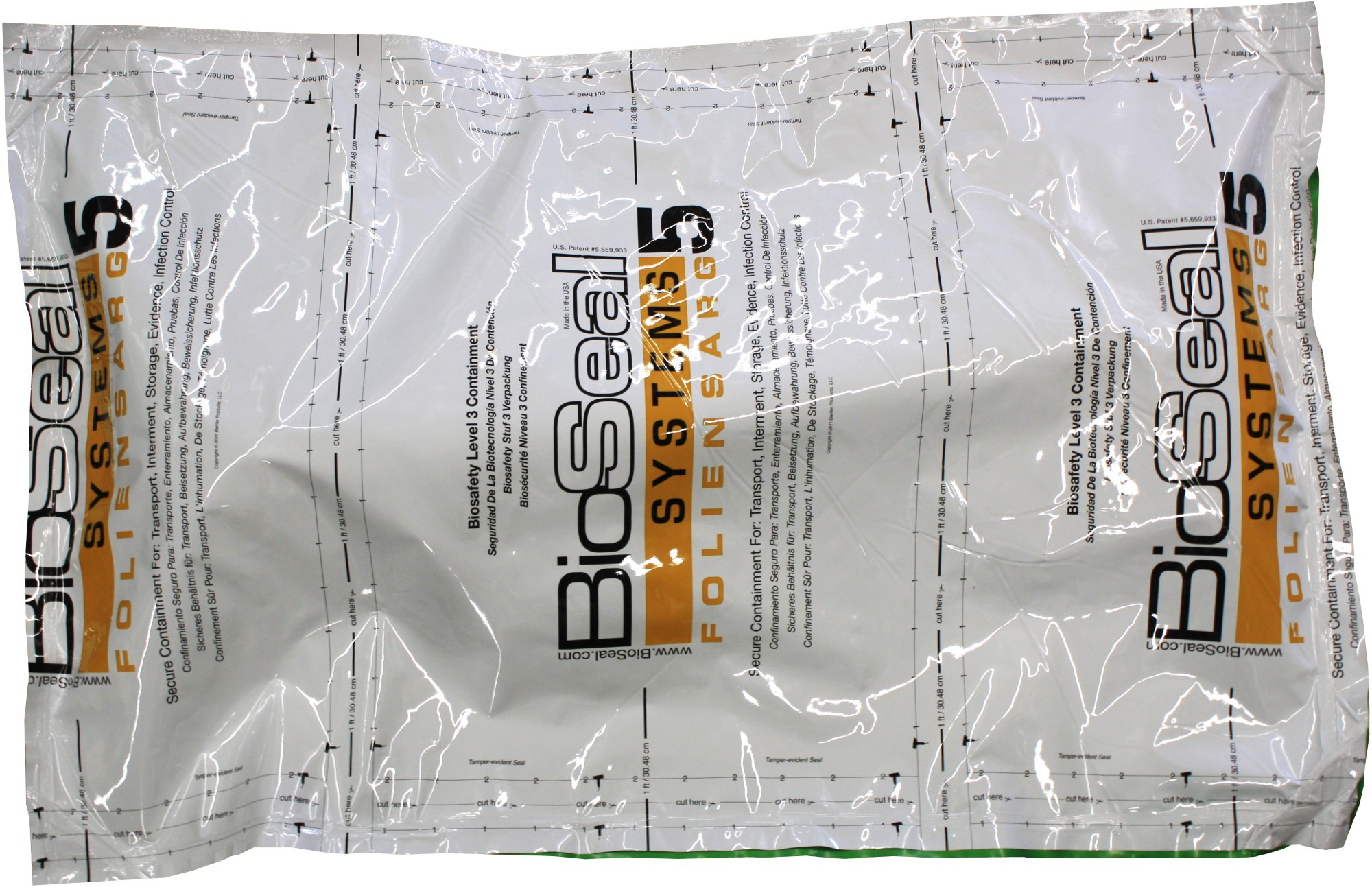 BioSeal System 5 Pouch