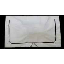 White Body Bag No Handles - Child/Pediatric Size