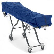 FirstCall mortuary cot pouch navy blue
