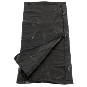Black Chlorine-Free Body Bag - Adult Size